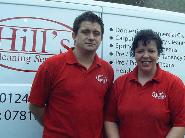 Dan and Toni - Hills Cleaning Services