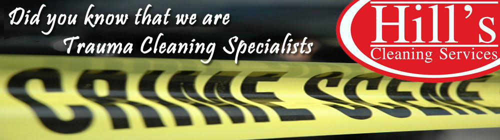 Trauma Cleaning Specialists - Hills Cleaning Services
